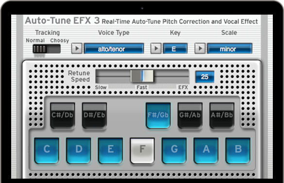 auto tune efx pitch correction and auto tune effect at a great price