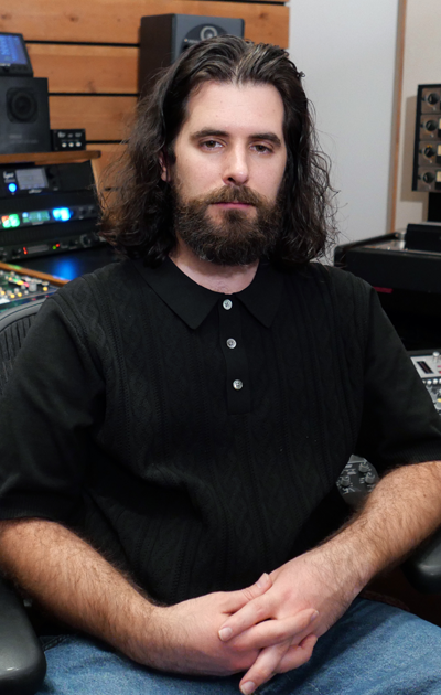 Audio Engineer Jake Viatore