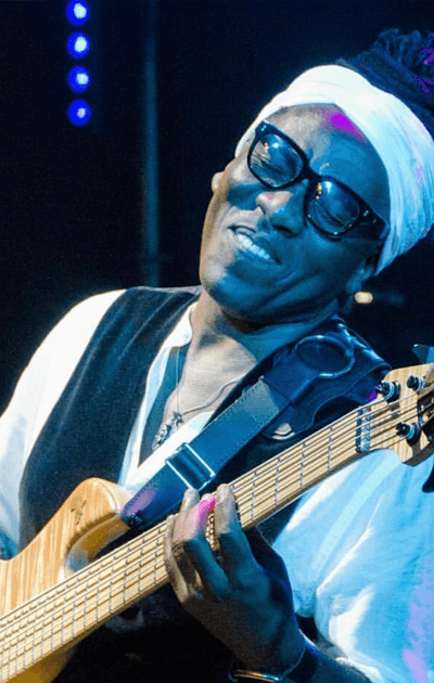 Richard Bona Photo