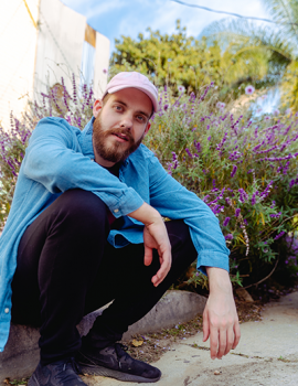 Music Producer and Artist San Holo Photo