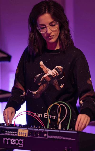 Composer and Producer Sarah Schachner