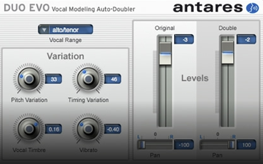 Pitch Correction and Vocal Effects Plug-Ins and Noise