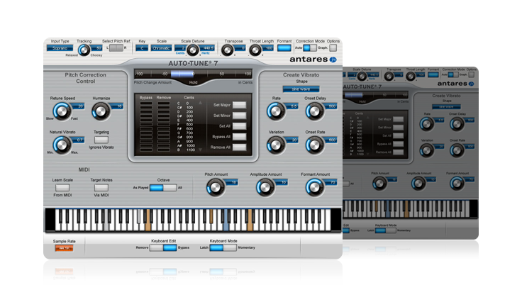 Auto-Tune 7 for TDM | Auto-Tune TDM Plug-In for Pro Tools DAW