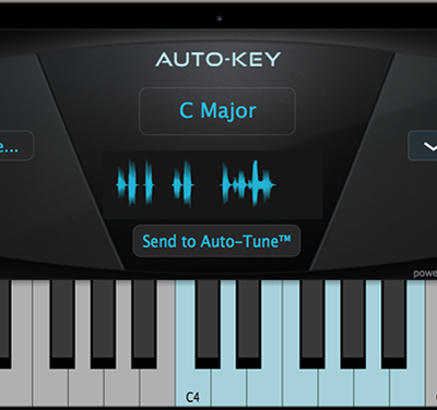Auto-Key Plugin 🎶Automatic Key and Scale Detection Plugin