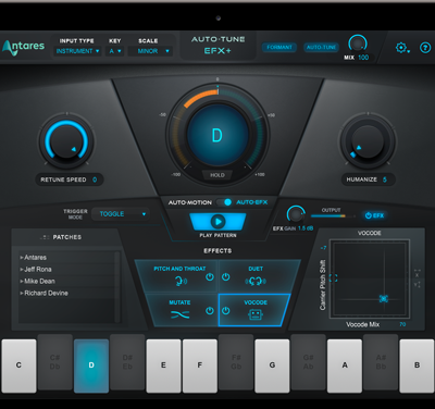 Auto-Tune EFX+ 🎤Auto-Tune + Vocal Effects in One PlugIn From Antares